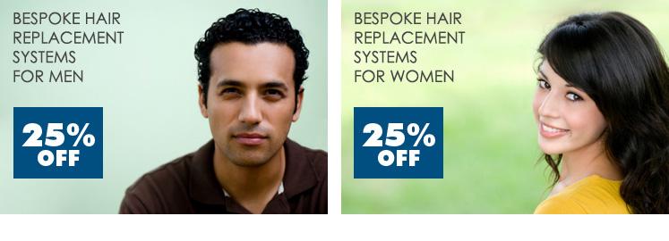Hair Replacement Treatment London Centre Of Trichology